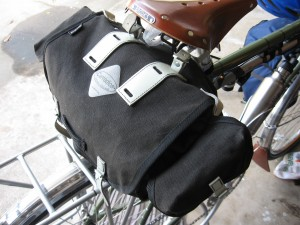 Carradice Seat Bag