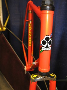 Colnago painted by Joe Bell