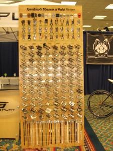 Speedplay Pedal Museum