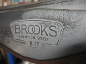Brooks B17 Champion Special