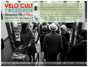 2nd Annual Tweed Ride