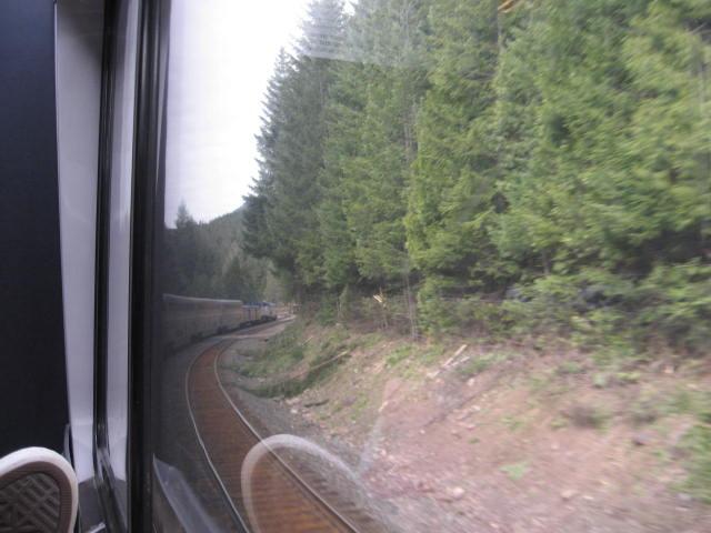 Train Track Switchbacks