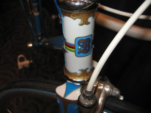 Brian Bayliss head tube