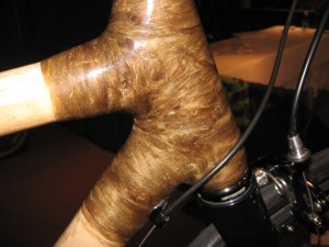 bamboo head tube