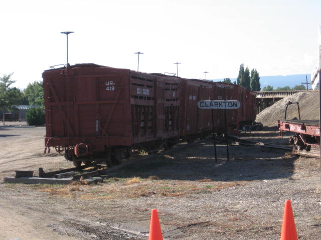 19th Century Railroad cars