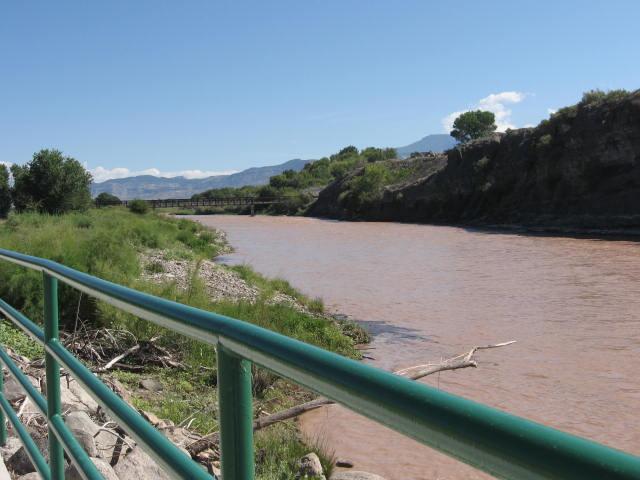 Multi-use Path Colorado River