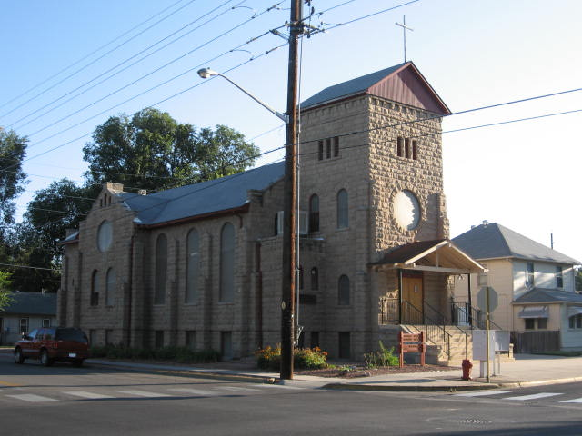 Sacred Heart Catholic Church, Fruita