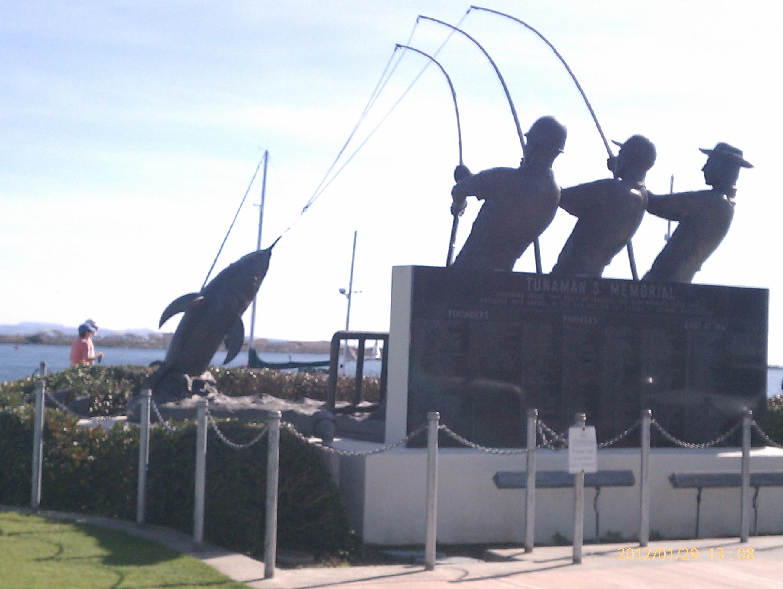 Tunamen's Memorial