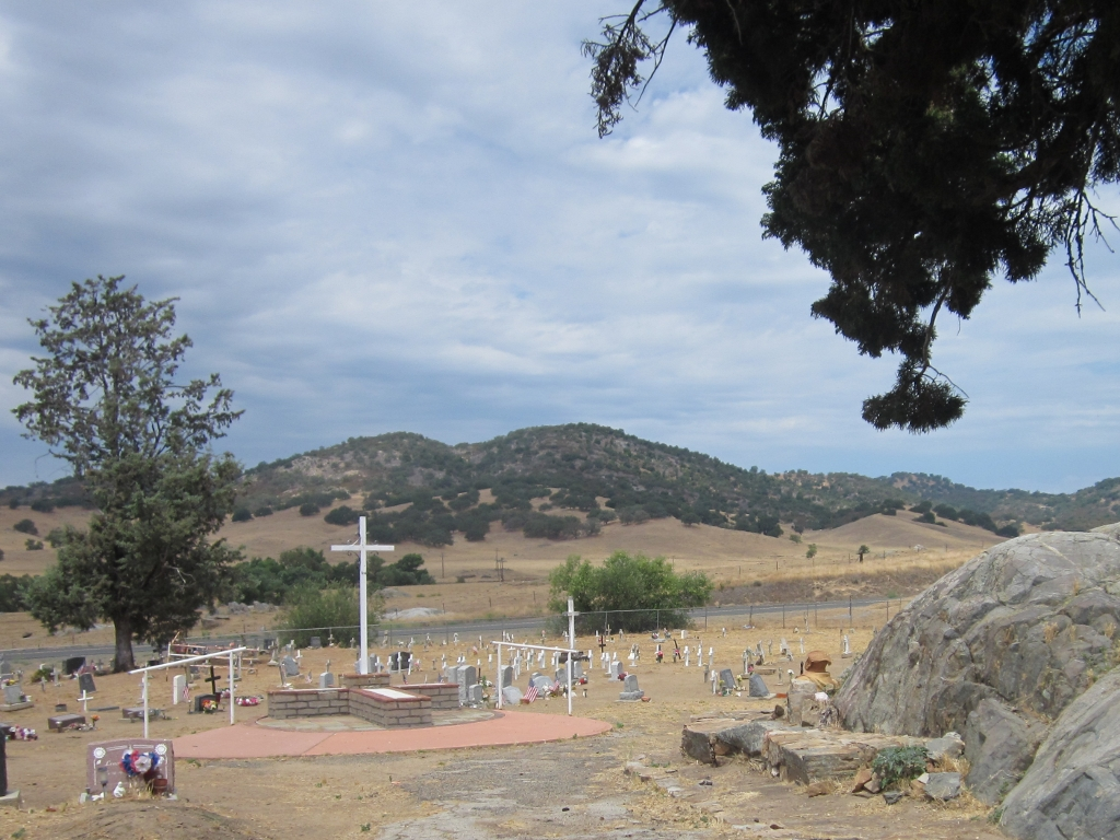 Cemetery at Mission Santa Ysabel